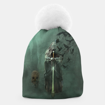 Thumbnail image of Creatures of the Relm  - Fantasy Fairy Tales Beanie, Live Heroes