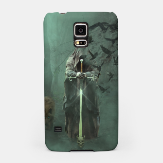 Thumbnail image of Creatures of the Relm  - Fantasy Fairy Tales Samsung Case, Live Heroes