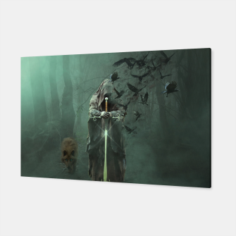 Thumbnail image of Creatures of the Relm  - Fantasy Fairy Tales Canvas, Live Heroes