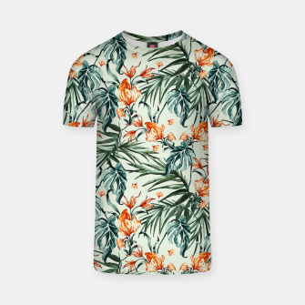 Thumbnail image of Exotic flower nature-07 Camiseta, Live Heroes
