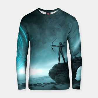 The Archer - Fantasy Fairy Tales Cotton sweater thumbnail image