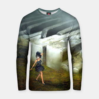The Piano - Fantasy Fairy Tales Cotton sweater thumbnail image