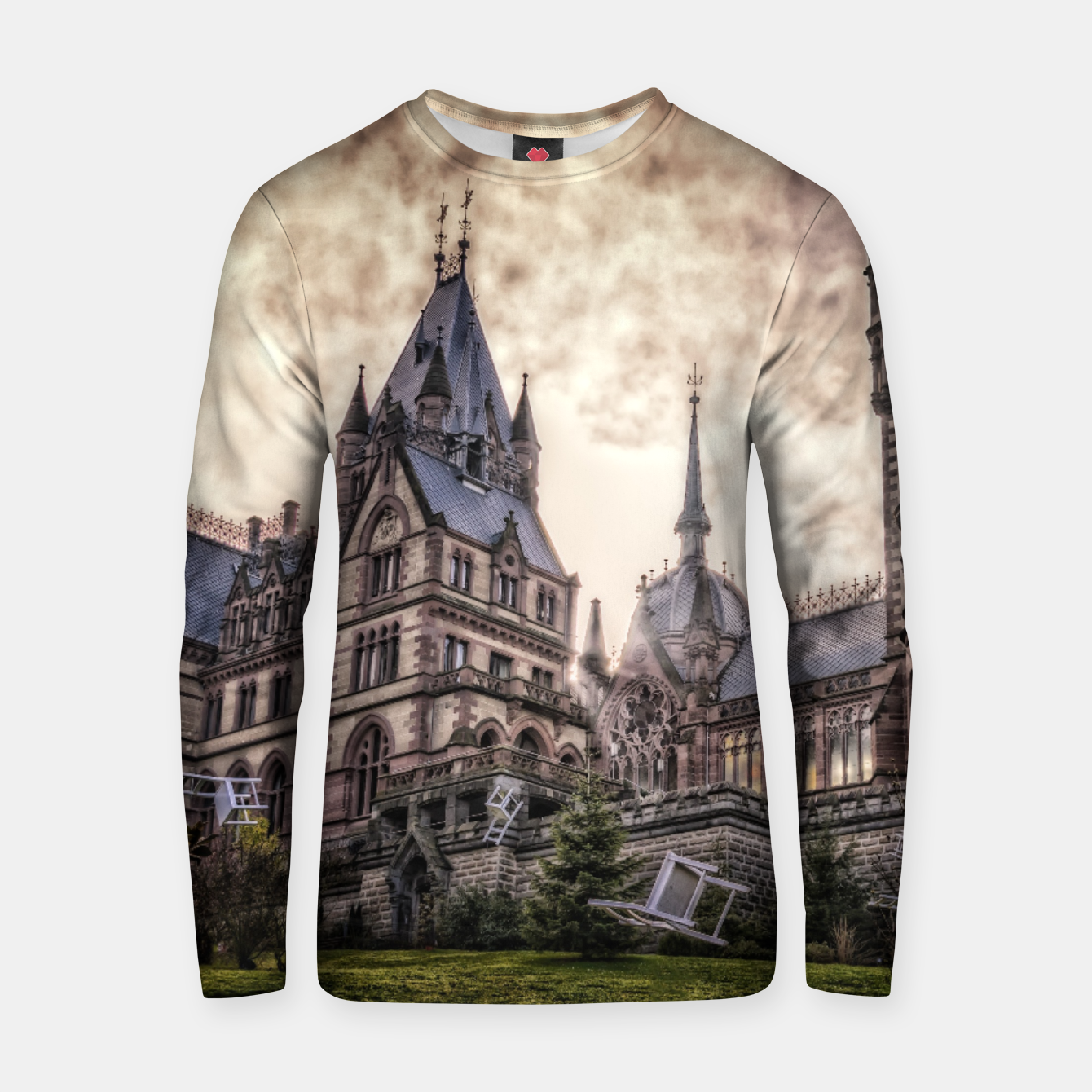 Image of Magic Musical Chairs - Fantasy Fairy Tales Cotton sweater - Live Heroes
