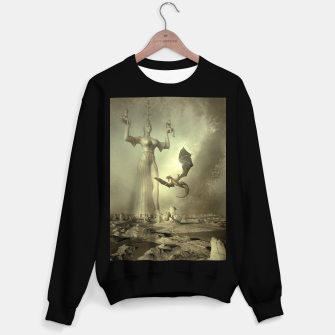 The Mother of Dragons - Fantasy Fairy Tales Sweater regular thumbnail image