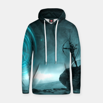 The Archer - Fantasy Fairy Tales Cotton hoodie thumbnail image