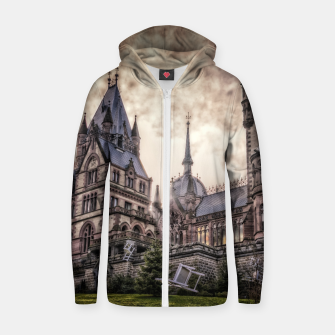 Thumbnail image of Magic Musical Chairs - Fantasy Fairy Tales Cotton zip up hoodie, Live Heroes