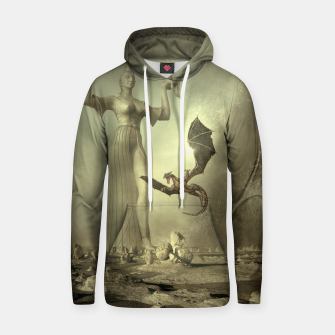 The Mother of Dragons - Fantasy Fairy Tales Cotton hoodie thumbnail image