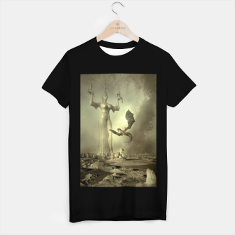 The Mother of Dragons - Fantasy Fairy Tales T-shirt regular thumbnail image