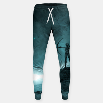 The Archer - Fantasy Fairy Tales Cotton sweatpants thumbnail image