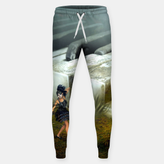 The Piano - Fantasy Fairy Tales Cotton sweatpants thumbnail image