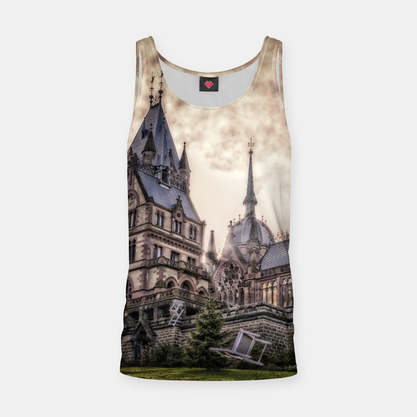 Image of Magic Musical Chairs - Fantasy Fairy Tales Tank Top - Live Heroes