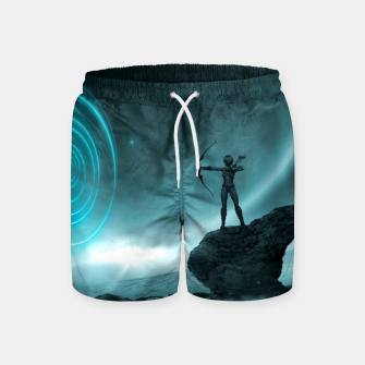 The Archer - Fantasy Fairy Tales Swim Shorts thumbnail image