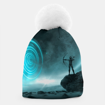 The Archer - Fantasy Fairy Tales Beanie thumbnail image