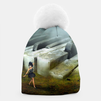 The Piano - Fantasy Fairy Tales Beanie thumbnail image
