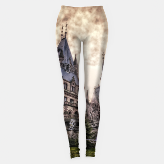 Magic Musical Chairs - Fantasy Fairy Tales Leggings thumbnail image
