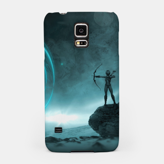 The Archer - Fantasy Fairy Tales Samsung Case thumbnail image