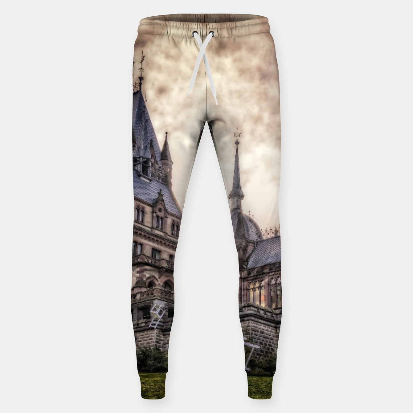 Image of Magic Musical Chairs - Fantasy Fairy Tales Cotton sweatpants - Live Heroes
