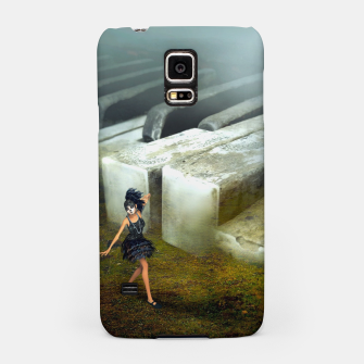 The Piano - Fantasy Fairy Tales Samsung Case thumbnail image