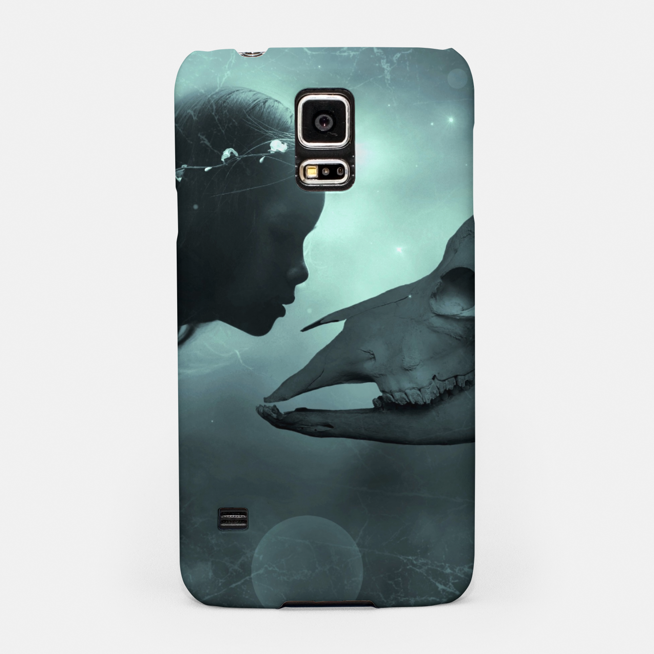 Image of The Beauty and the Beast - Fantasy Fairy Tales Samsung Case - Live Heroes