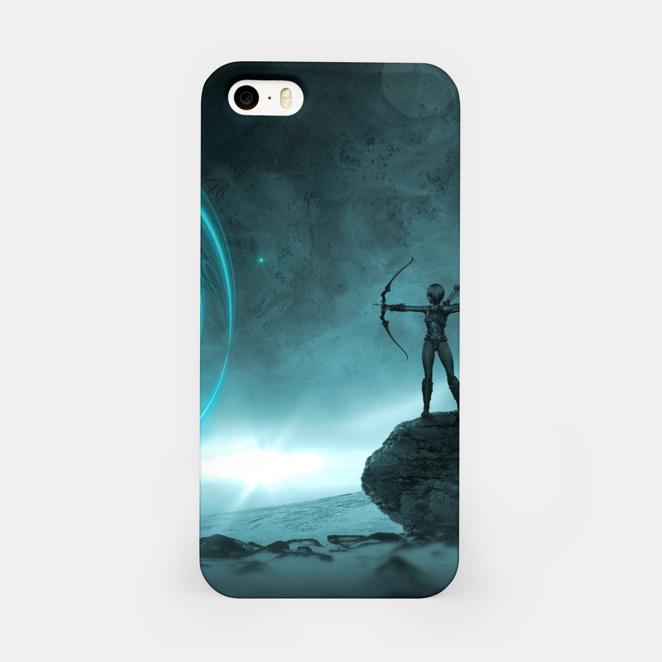 Image of The Archer - Fantasy Fairy Tales iPhone Case - Live Heroes