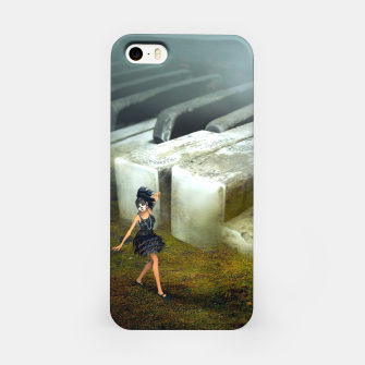 The Piano - Fantasy Fairy Tales iPhone Case thumbnail image