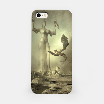 The Mother of Dragons - Fantasy Fairy Tales iPhone Case thumbnail image