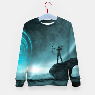 The Archer - Fantasy Fairy Tales Kid's sweater thumbnail image
