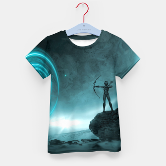 The Archer - Fantasy Fairy Tales Kid's t-shirt thumbnail image