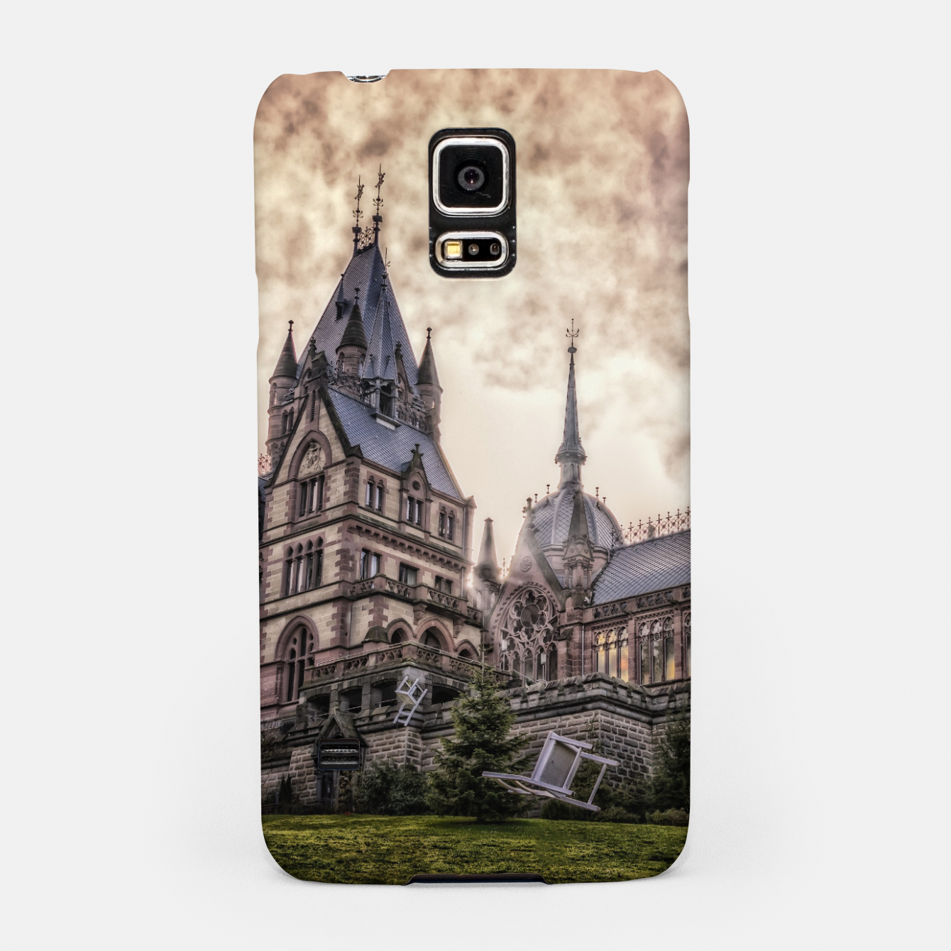 Image of Magic Musical Chairs - Fantasy Fairy Tales Samsung Case - Live Heroes