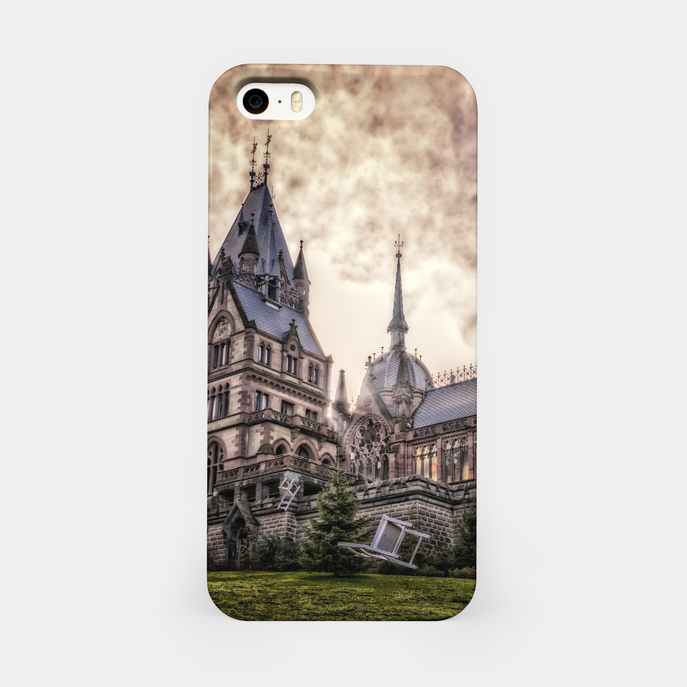 Image of Magic Musical Chairs - Fantasy Fairy Tales iPhone Case - Live Heroes