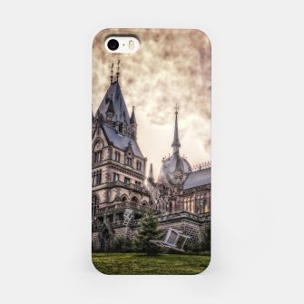 Magic Musical Chairs - Fantasy Fairy Tales iPhone Case thumbnail image