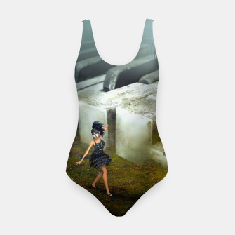 Thumbnail image of The Piano - Fantasy Fairy Tales Swimsuit, Live Heroes