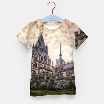 Magic Musical Chairs - Fantasy Fairy Tales Kid's t-shirt thumbnail image