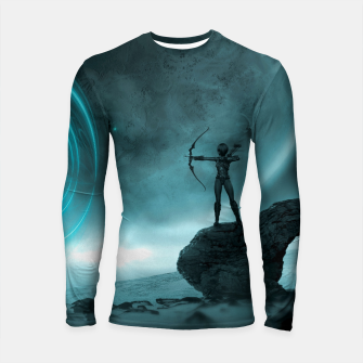 Thumbnail image of The Archer - Fantasy Fairy Tales Longsleeve rashguard , Live Heroes