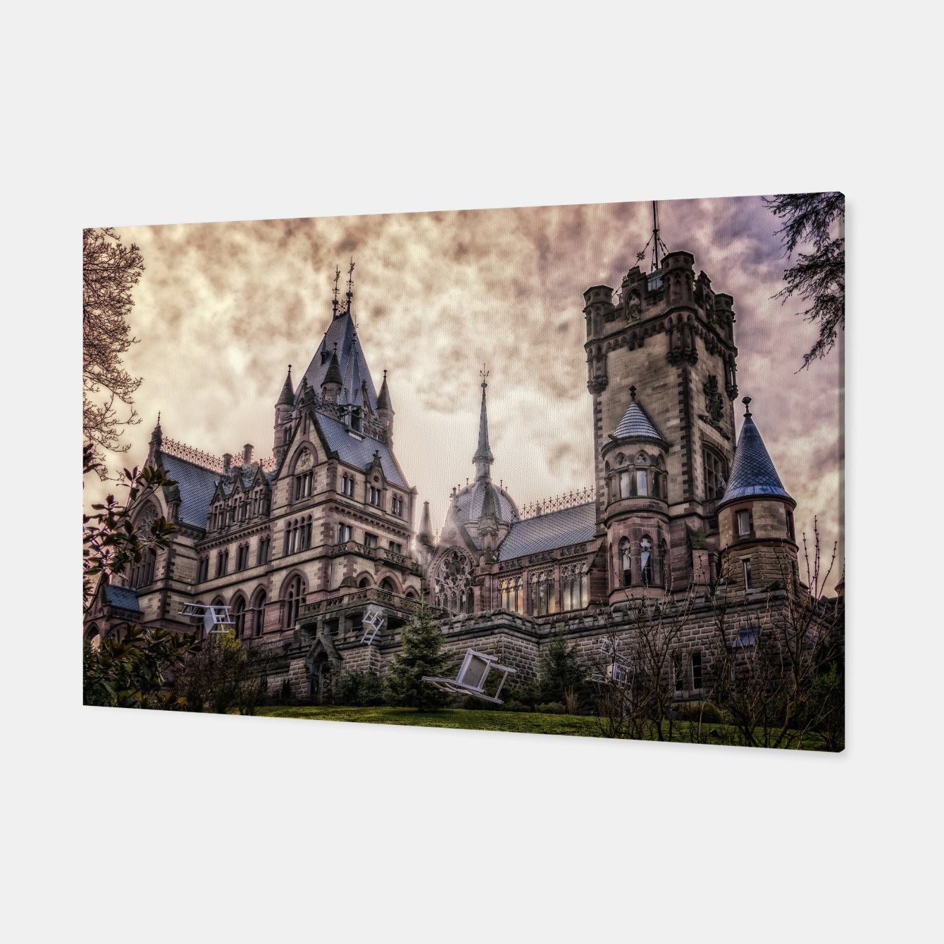 Image of Magic Musical Chairs - Fantasy Fairy Tales Canvas - Live Heroes