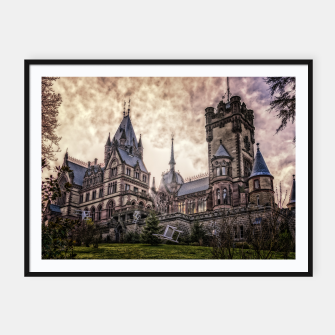 Thumbnail image of Magic Musical Chairs - Fantasy Fairy Tales Framed poster, Live Heroes