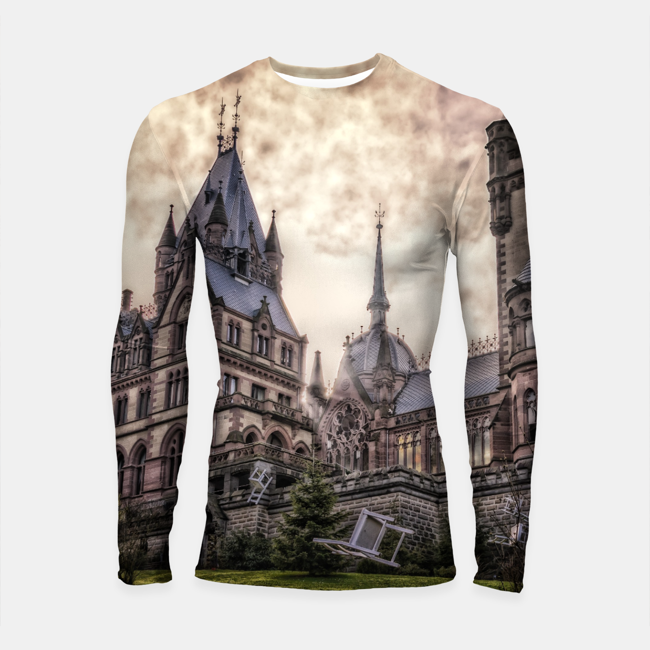 Image of Magic Musical Chairs - Fantasy Fairy Tales Longsleeve rashguard  - Live Heroes