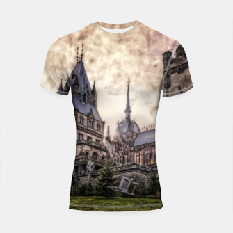Thumbnail image of Magic Musical Chairs - Fantasy Fairy Tales Shortsleeve rashguard, Live Heroes
