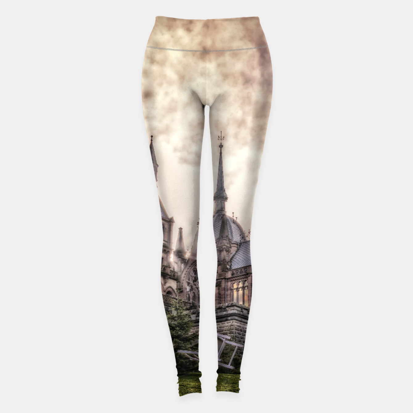 Image of Magic Musical Chairs - Fantasy Fairy Tales Leggings - Live Heroes