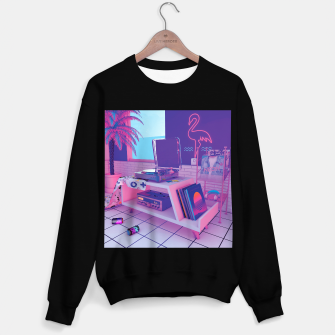 Thumbnail image of spinningwave Sweater regular, Live Heroes