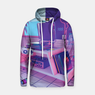 Thumbnail image of spinningwave Cotton hoodie, Live Heroes