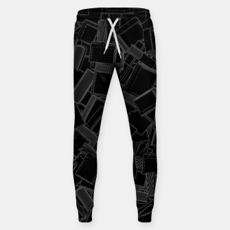 Thumbnail image of Born to Read Cotton sweatpants, Live Heroes