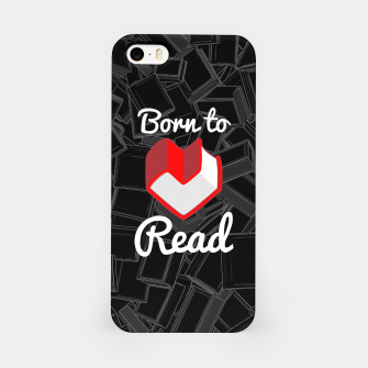 Born to Read iPhone Case thumbnail image