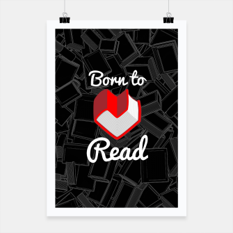 Born to Read Poster thumbnail image