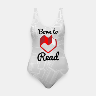 Thumbnail image of Born to Read II Swimsuit, Live Heroes
