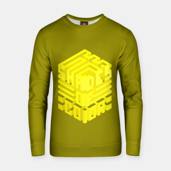 Thumbnail image of Shades ISO Yellow Cotton sweater, Live Heroes