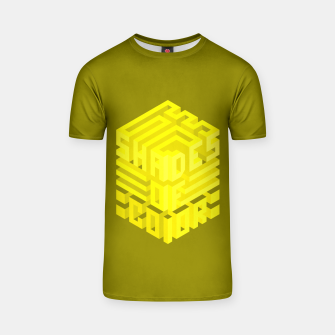 Thumbnail image of Shades ISO Yellow T-shirt, Live Heroes