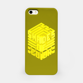 Thumbnail image of Shades ISO Yellow iPhone Case, Live Heroes
