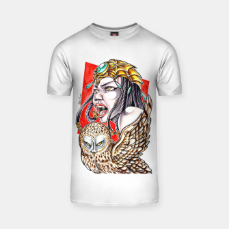 Thumbnail image of Vampire Queen T-shirt, Live Heroes