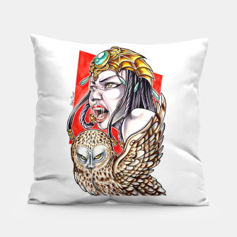 Thumbnail image of Vampire Queen Pillow, Live Heroes